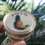 Необычная косметика, или ананасовый уход из Таиланда