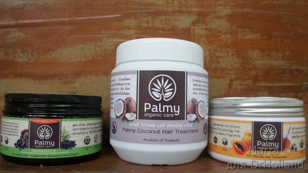 маска Palmy для светлых волос отзыв