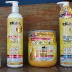 Средства для роста и укрепления волос Dema:салонный уход, только дома