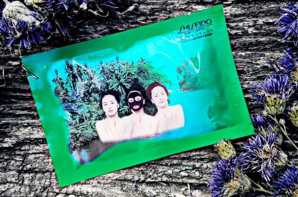 Черная маска-пленка Shiseido и причины восторгов от нее