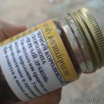 Кратко про тайский черный бальзам с ядом скорпиона: мощь!