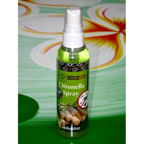 Про безопасное средство от комаров для детей и взрослых — Citronella Spray