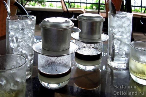 Вьетнамский кофе, и за что его любят не только во Вьетнаме