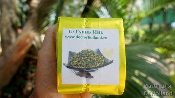 Те Гуань Инь: чай с божественным вкусом и названием