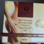 Тайский крем от целлюлита Blossy — мягкая работа