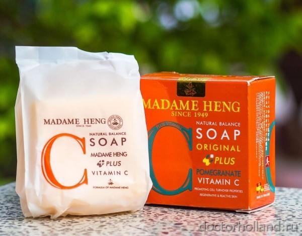 Про тайское мыло Madame Heng — знать каждому!