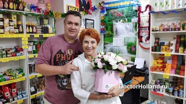 Звезды в гостях у Doctor Holland: Оксана Сташенко и ее отзыв с видео