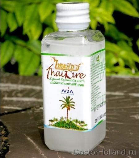 купить тайское кокосовое масло