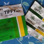 Тайские таблетки от простуды Tiffy – отзыв про состав и эффективность