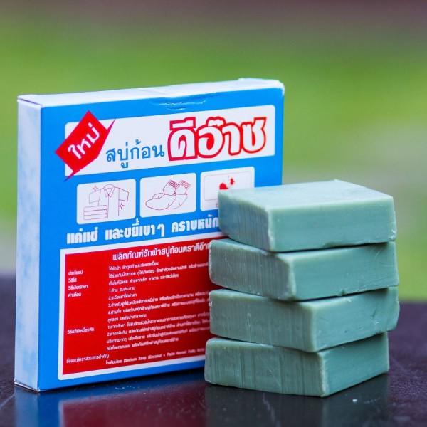 Бамбуковое хозяйственное мыло без сульфатов — такое возможно