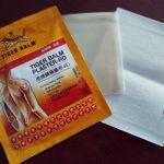 Тигровый пластырь: согреть и обезболить